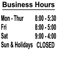 Business Hours:  Monday, Tuesday, Wednesday 8am to 5:30pm - Thursday 9am to 5:30pm - Friday 9am to 5pm - Saturday 9am to 4pm - Sundays and Holidays we are closed, Bonsall Postal and Imaging, 5256 South Mission Road, Suite 703, Bonsall, CA 92003